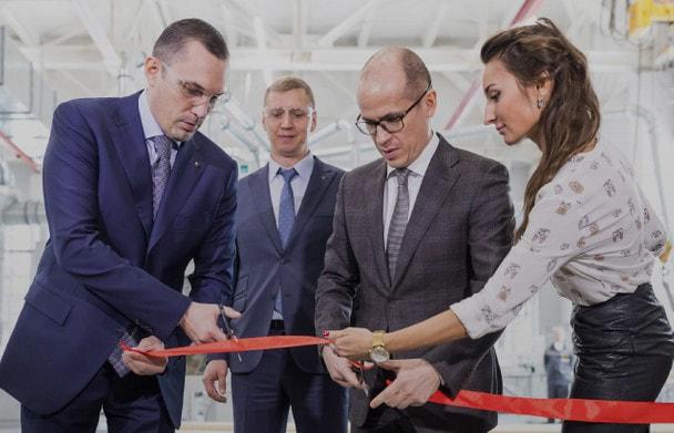 Открытие нового деревообрабатывающего предприятия и старт инвестпрограммы ИМЗ