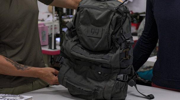 Блогер Razvedos тестирует рюкзак Т30 «Группы 99»