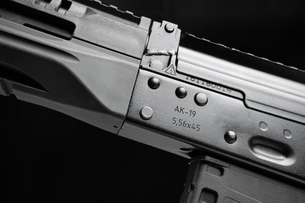 ТОП-10: оружие под патрон 5,56х45 мм