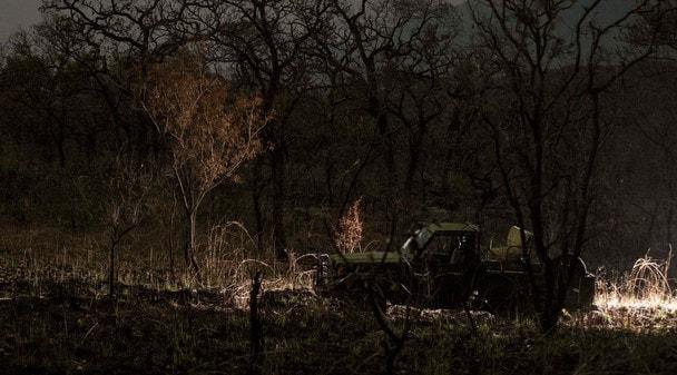 Основной Инстинкт: Охота в Камеруне. Часть 7