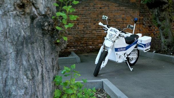 Электромотоцикл «Иж»