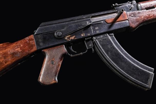 Калашников100: АК-47 №10