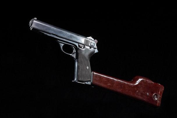 Калашников100: автоматический пистолет Калашникова