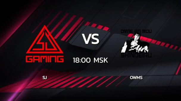 2 сезон Kalashnikov Cup: SJ 16-6 OwmS (карта Nuke)