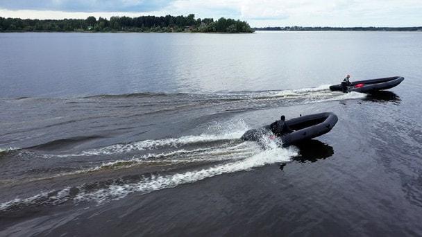 DS-RIB: новая тактическая лодка для спецназа
