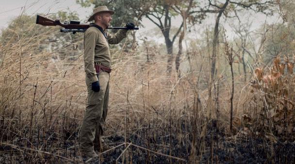 Основной Инстинкт: Охота в Камеруне. Часть 10