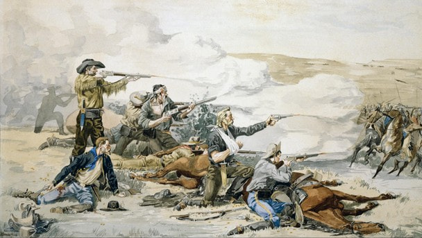Оружие «Дикого Запада»: Винтовка Спенсера