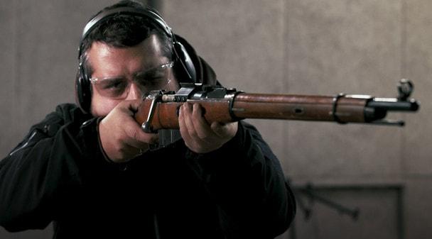 100 лет «Красной Армии»: Снайперская винтовка Мосина