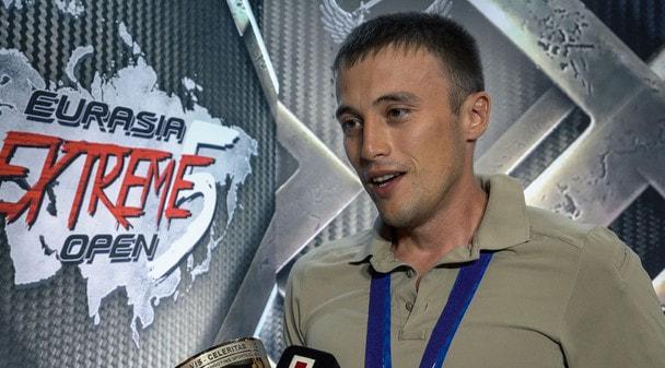 Роман Халитов: «На чемпионате России я сделаю все, что будет от меня зависеть»