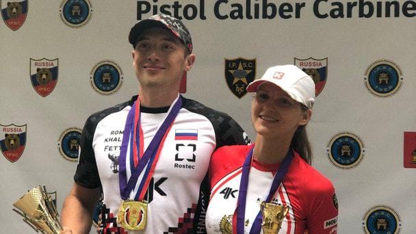 Роман Халитов и Алена Карелина заняли первые места на чемпионате России по PCC