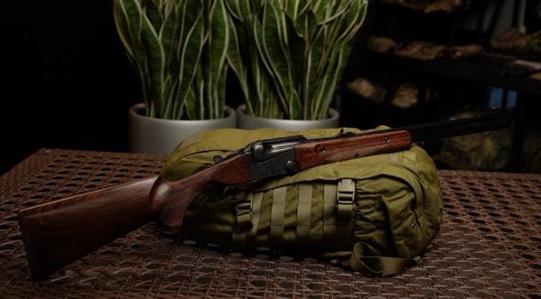 Ружье МЦ 8. Личный арсенал Евгения Спиридонова