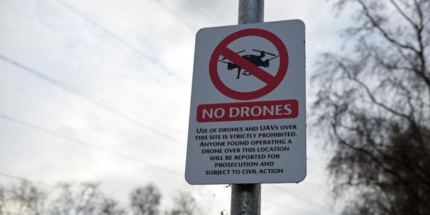 Что аэропорты будут делать с дронами?