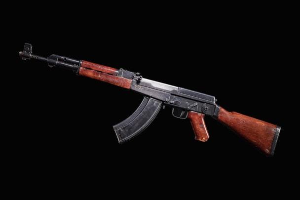 Калашников100: АК-46 №1