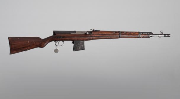 100 лет «Красной Армии»: Самозарядная винтовка Токарева СВТ-38