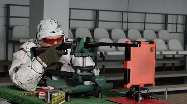 Личный арсенал Евгения Спиридонова. Практика: MP-43E-1С