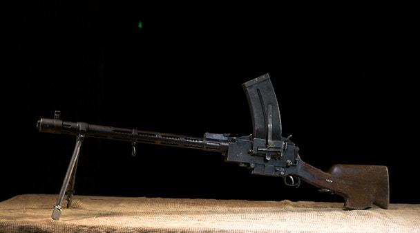 Арсенал Первой мировой: ручной пулемет Madsen