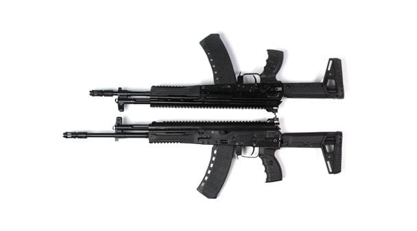 «Калашников» представил АКВ-521 со сменными стволами