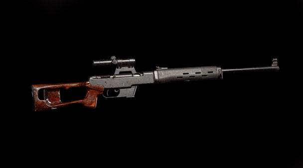 Драгунов100: тренировочная снайперская винтовка ТСВ-1