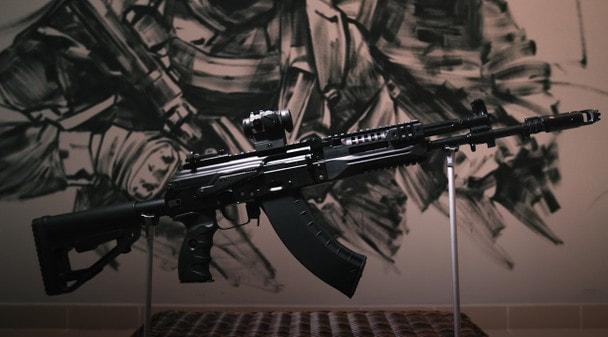 АК-15 - новейший автомат на вооружении Минобороны РФ