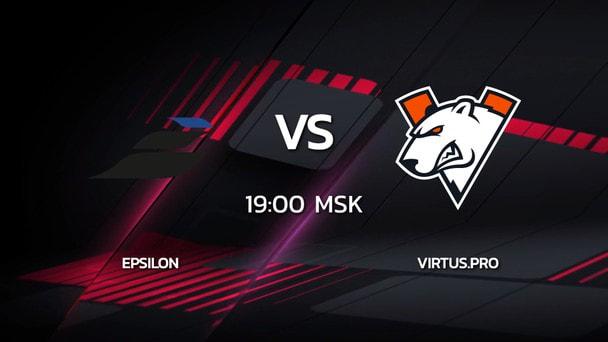 2 сезон Kalashnikov Cup: Virtus.pro 16-12 Epsilon (Inferno)