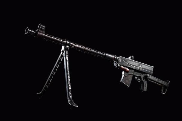 Калашников100: ручной пулемёт Калашникова 1943 года