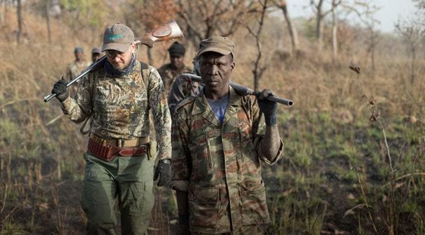 Основной Инстинкт: Охота в Камеруне. Часть 11