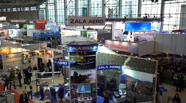 Zala Aero на «INTERPOLITEX-2017»