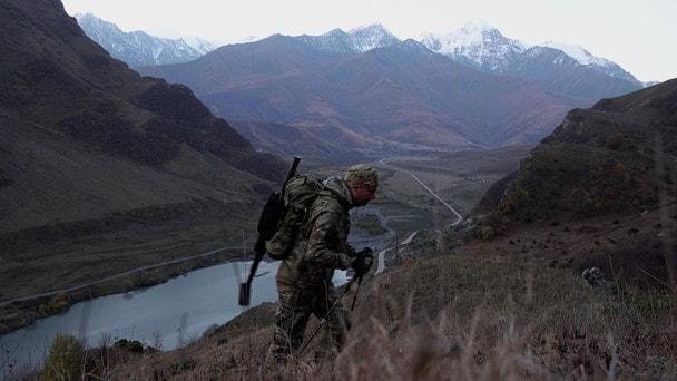Основной инстинкт: охота в Северной Осетии. Часть № 2