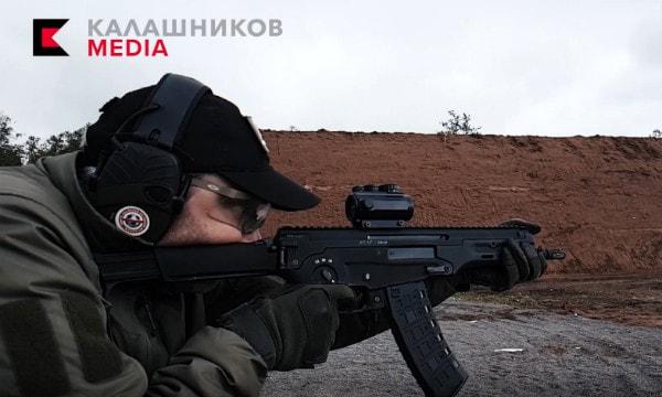 Новинки Концерна «Калашников»: АМ-17 и АМБ-17
