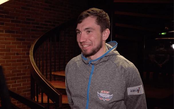 Александр Логинов: «Чемпионат мира оцениваю на четверку»