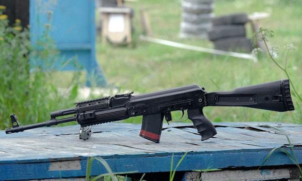Что будет с «Сайгой МК 7.62х39» после 50000 выстрелов?