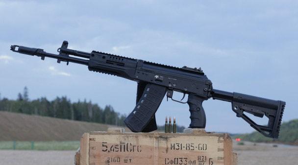 «Калашников» представил гражданскую версию АК-12 — карабин АК TR3