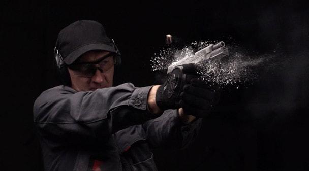 ПЛК: пистолет на страже правопорядка