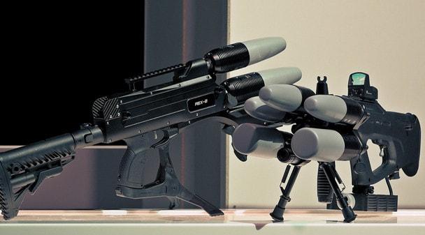 REX-2: новая версия оружия против дронов