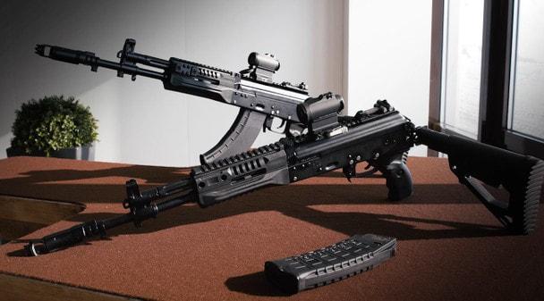 Как устроены АК-12 и АК-15