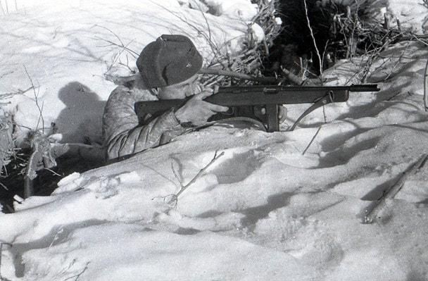 Отчет стрелкового полигона: пистолет-пулемет Reising