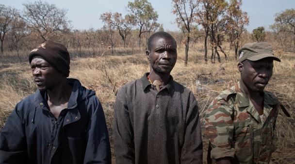 Основной Инстинкт: Охота в Камеруне. Часть 4