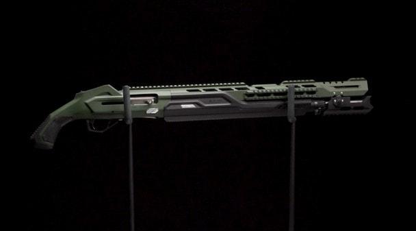 MP-155 Ultima с пистолетной рукоятью: ТТХ