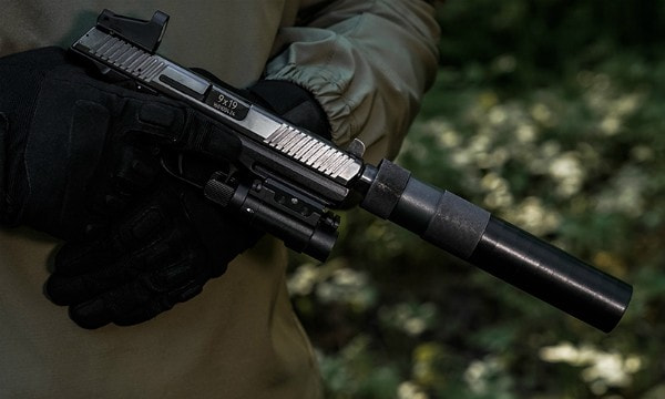 Короткоствольное оружие Концерна «Калашников»: пистолеты Ярыгина и Лебедева
