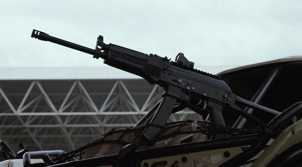 «Калашников» представил гладкоствольный самозарядный карабин TR9 «PARADOX»