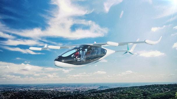 Летающие автомобили: Rolls-Royce и Aston Martin в борьбе за небо