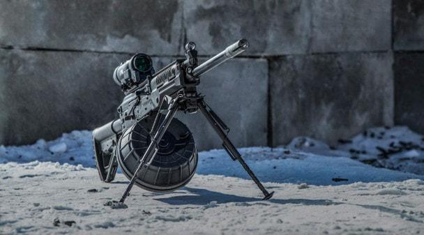 Новый ручной пулемет РПК-16