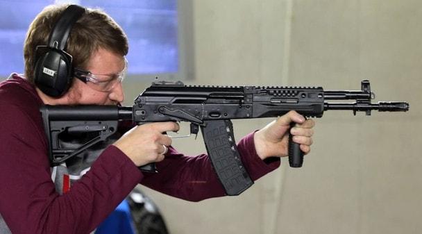 WarGonzo тестирует АК-12К и АК-15К