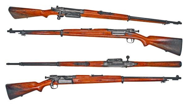 Оружие «Дикого Запада»: Krag-Jørgensen