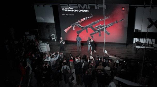«Захват заложников» во время презентации нового оружия на «Армии-2021»