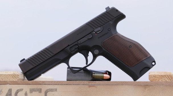 «Калашников» представил спортивную версию пистолета Лебедева