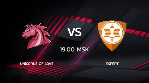 2 сезон Kalashnikov Cup: Unicorns of Love 16-5 expert (карта Cache)
