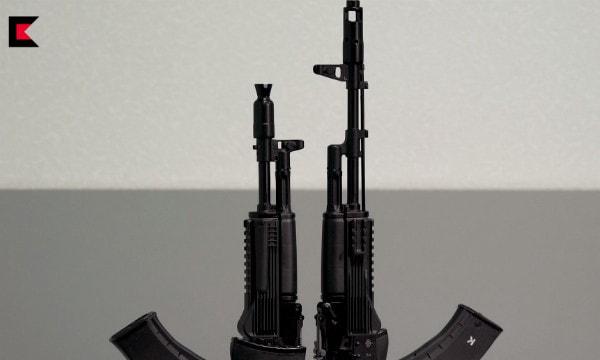 Новые карабины «Сайга-МК»