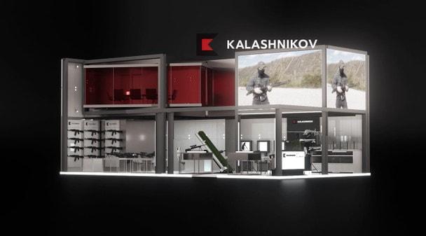 ГК «Калашников» примет участие в международной выставке вооружений IDEX-2021