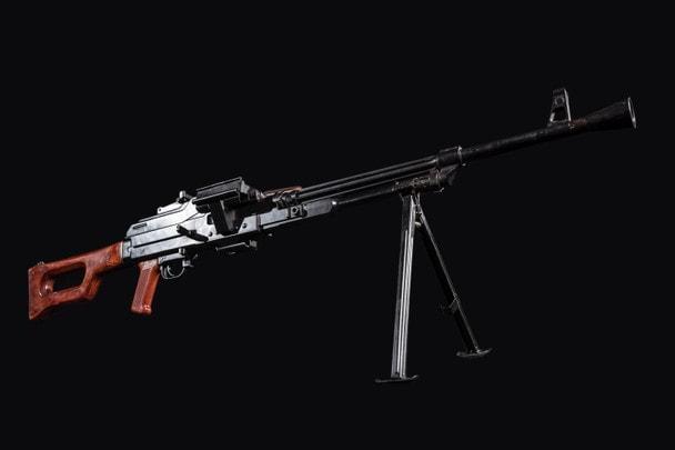 Калашников100: пулемет Калашникова
